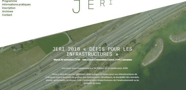 Conference JERI 2018 Switzerland