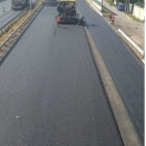 Works in Ukraine, road Kyiv - Chop